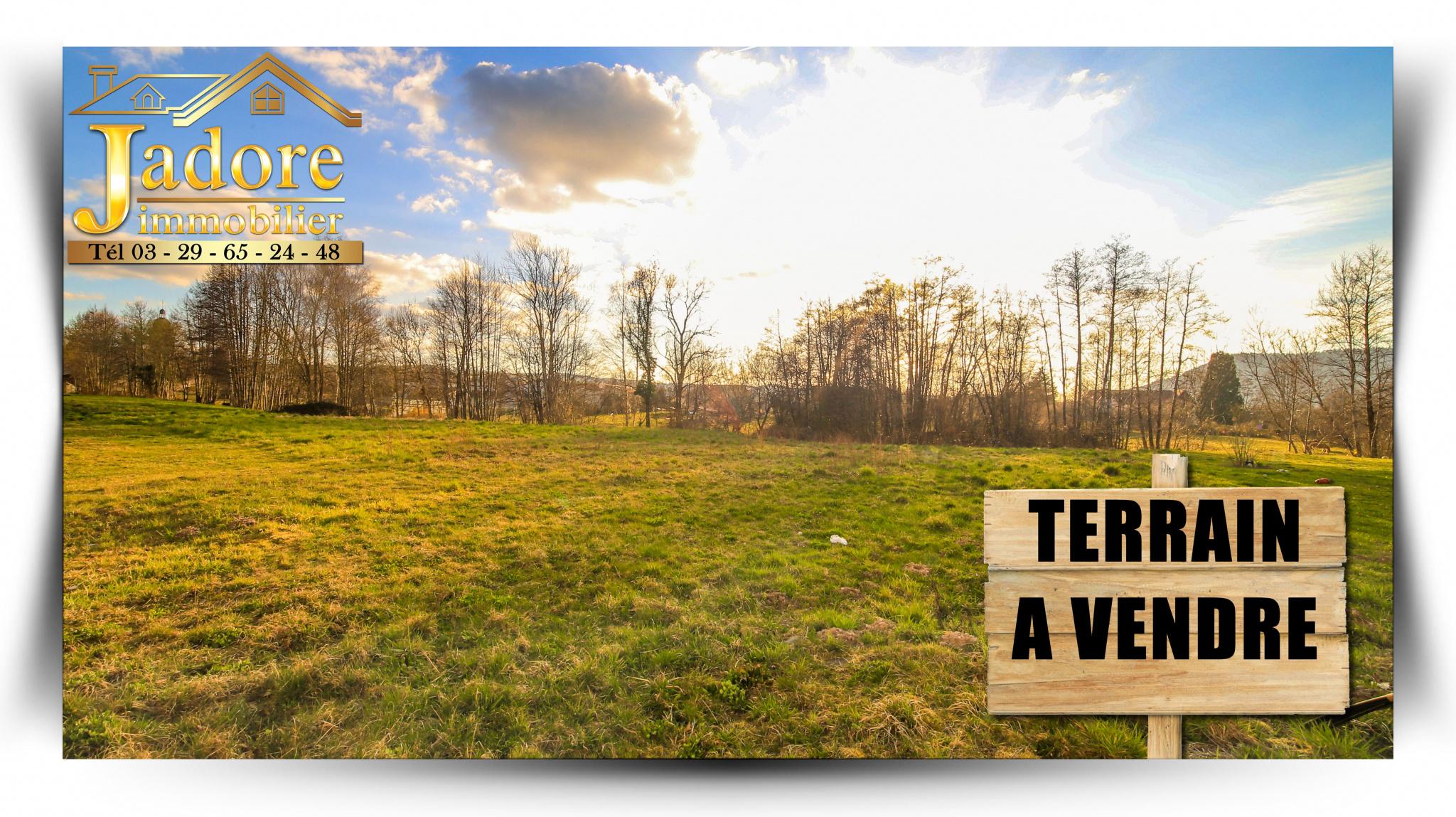 terrain à vendre corcieux