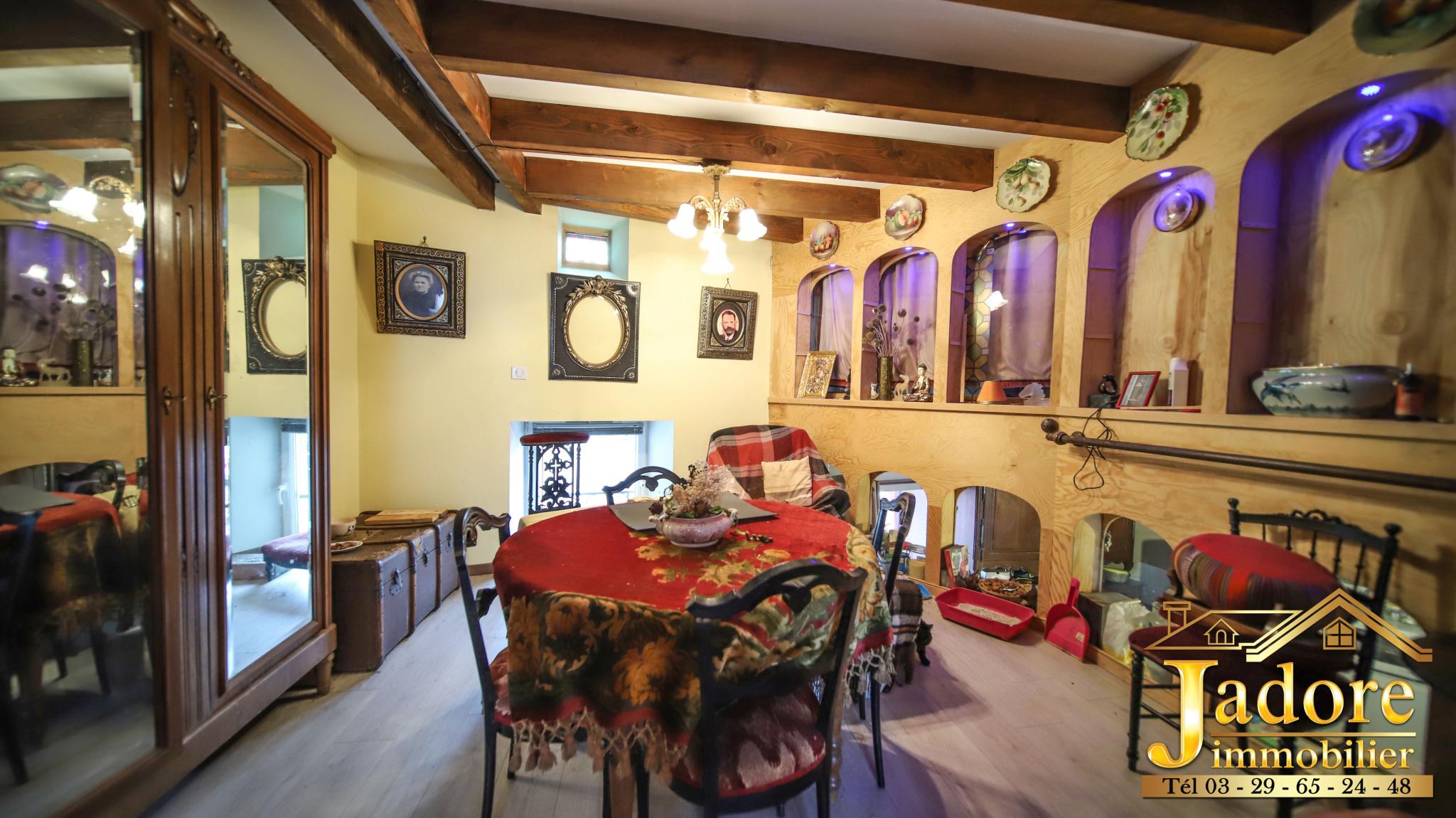 maison/villa à vendre grandvillers