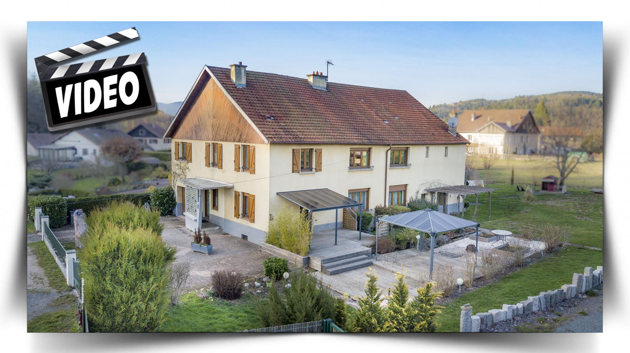 maison/villa à vendre ban de laveline