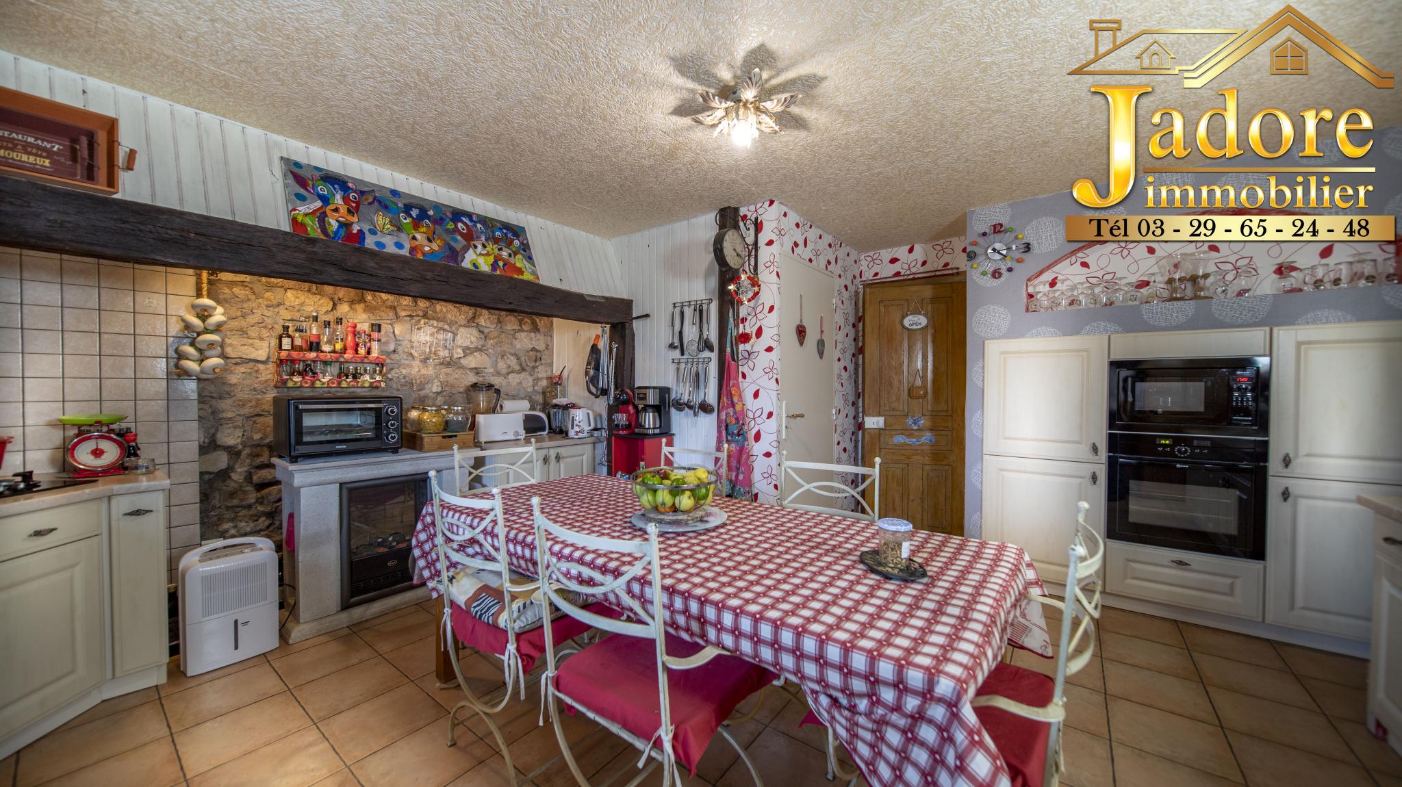 maison/villa à vendre remiremont