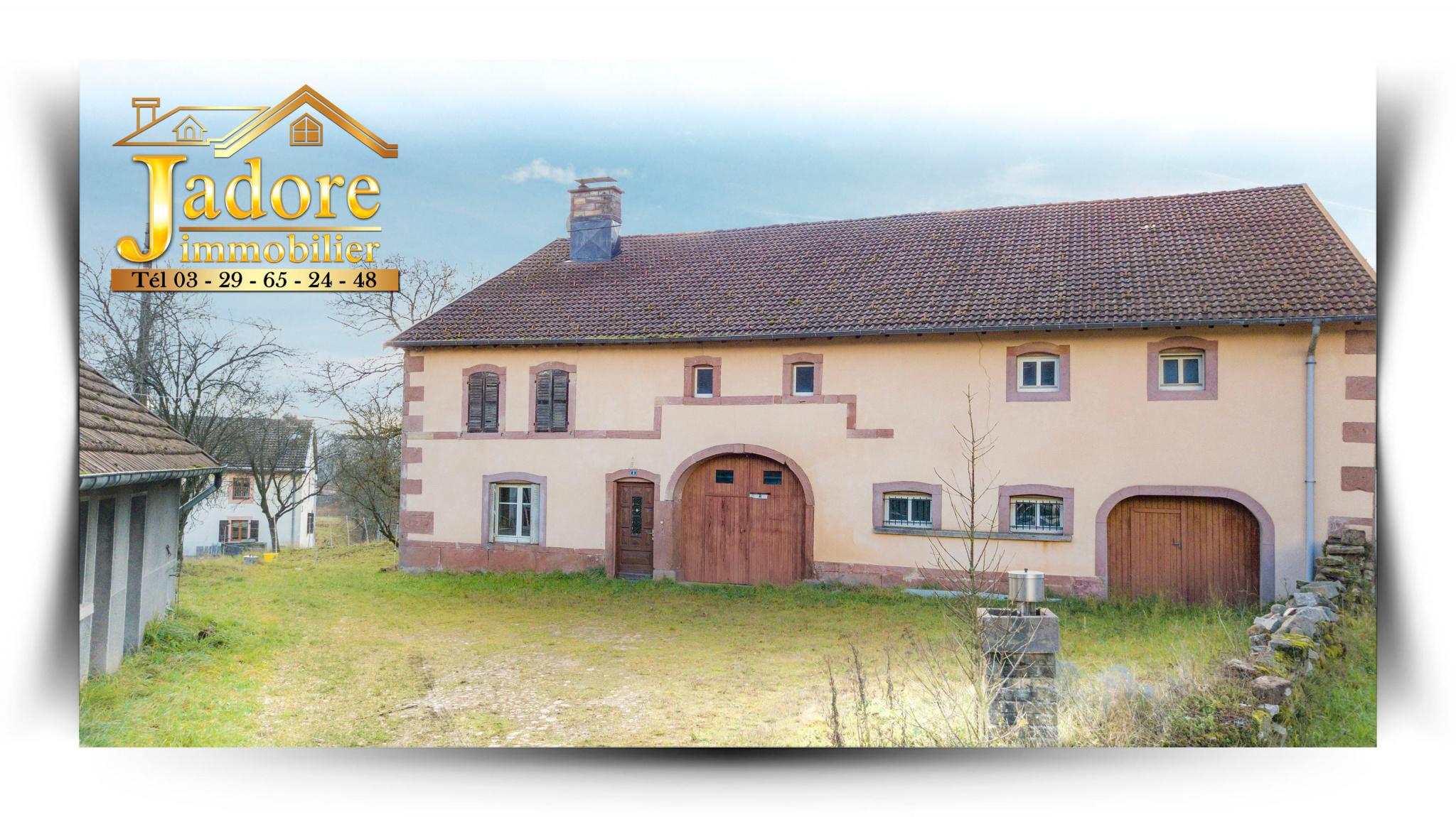 maison/villa à vendre corcieux
