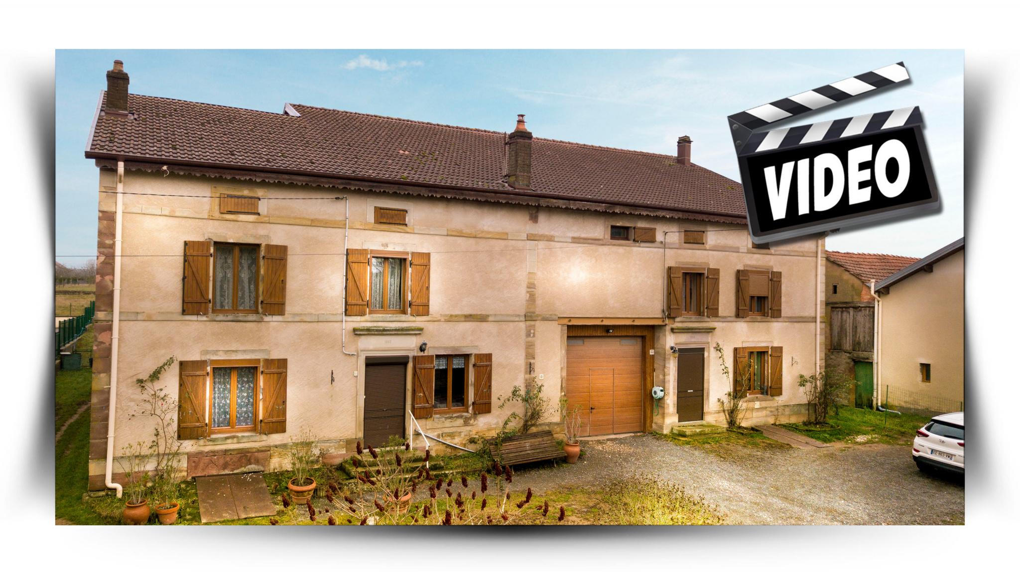 maison/villa à vendre autrey