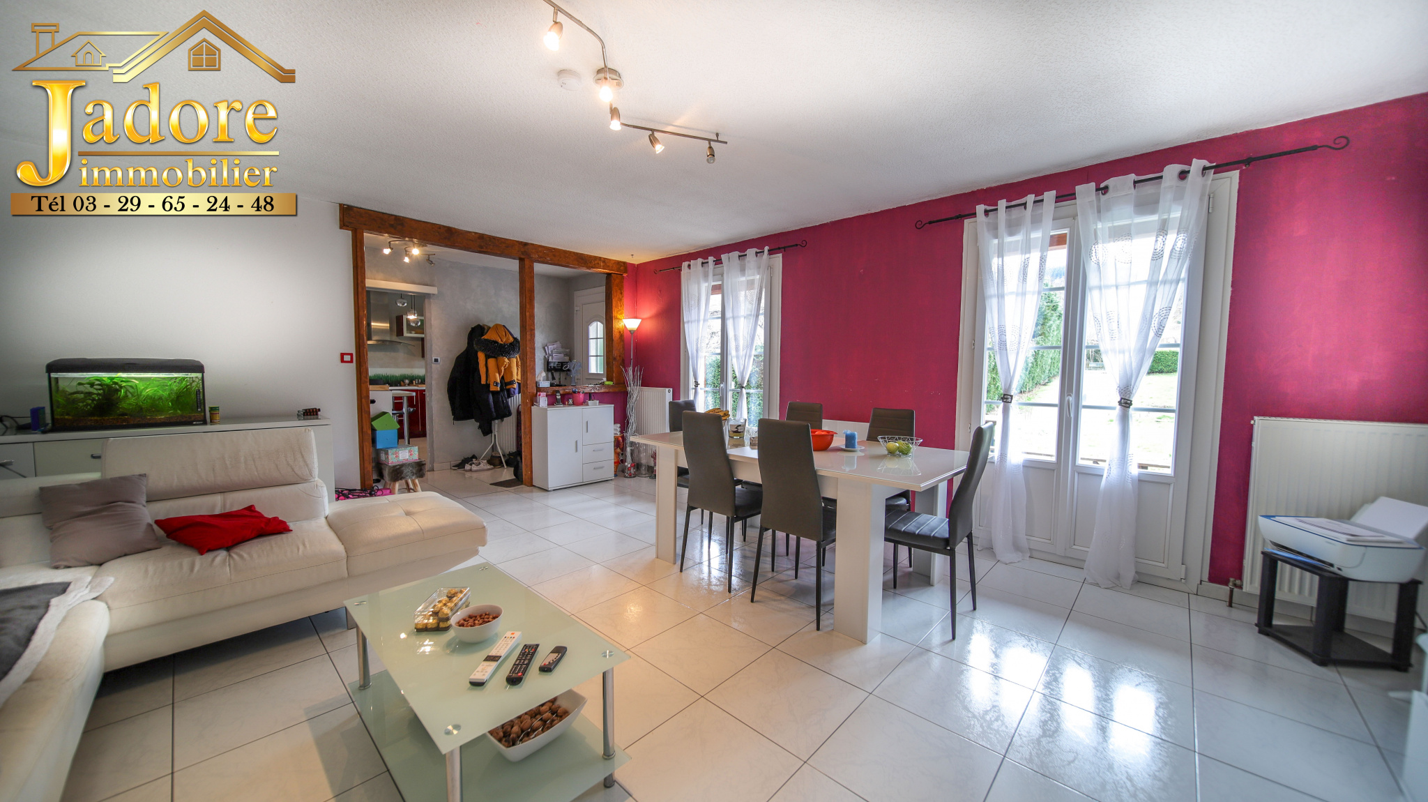 maison/villa à vendre lubine