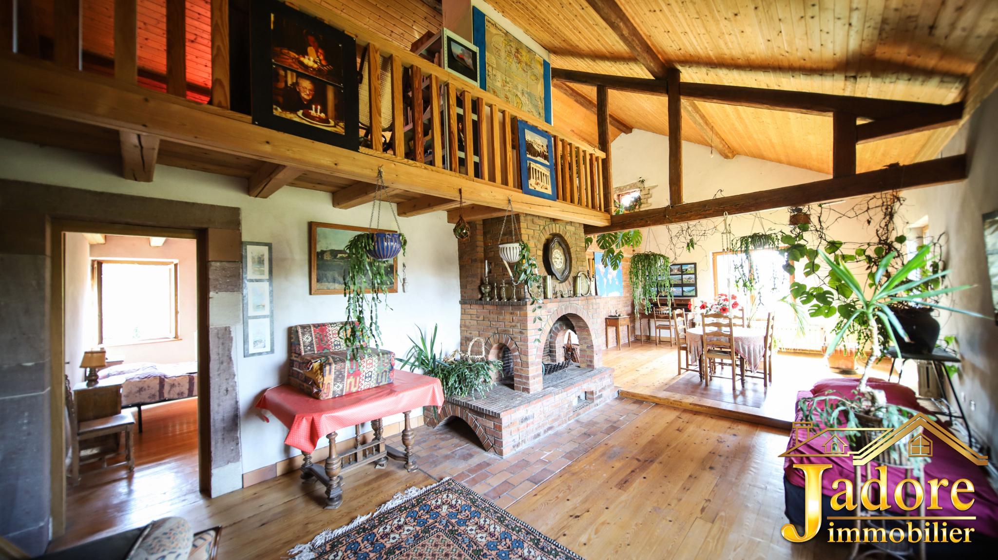 maison/villa à vendre bruyeres