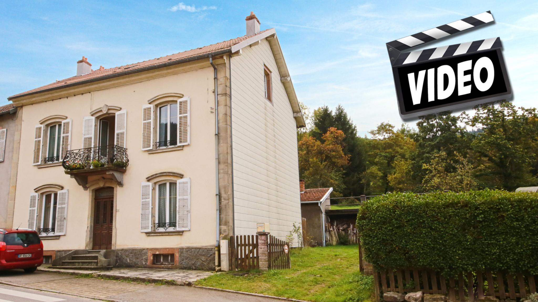 maison/villa à vendre wisembach