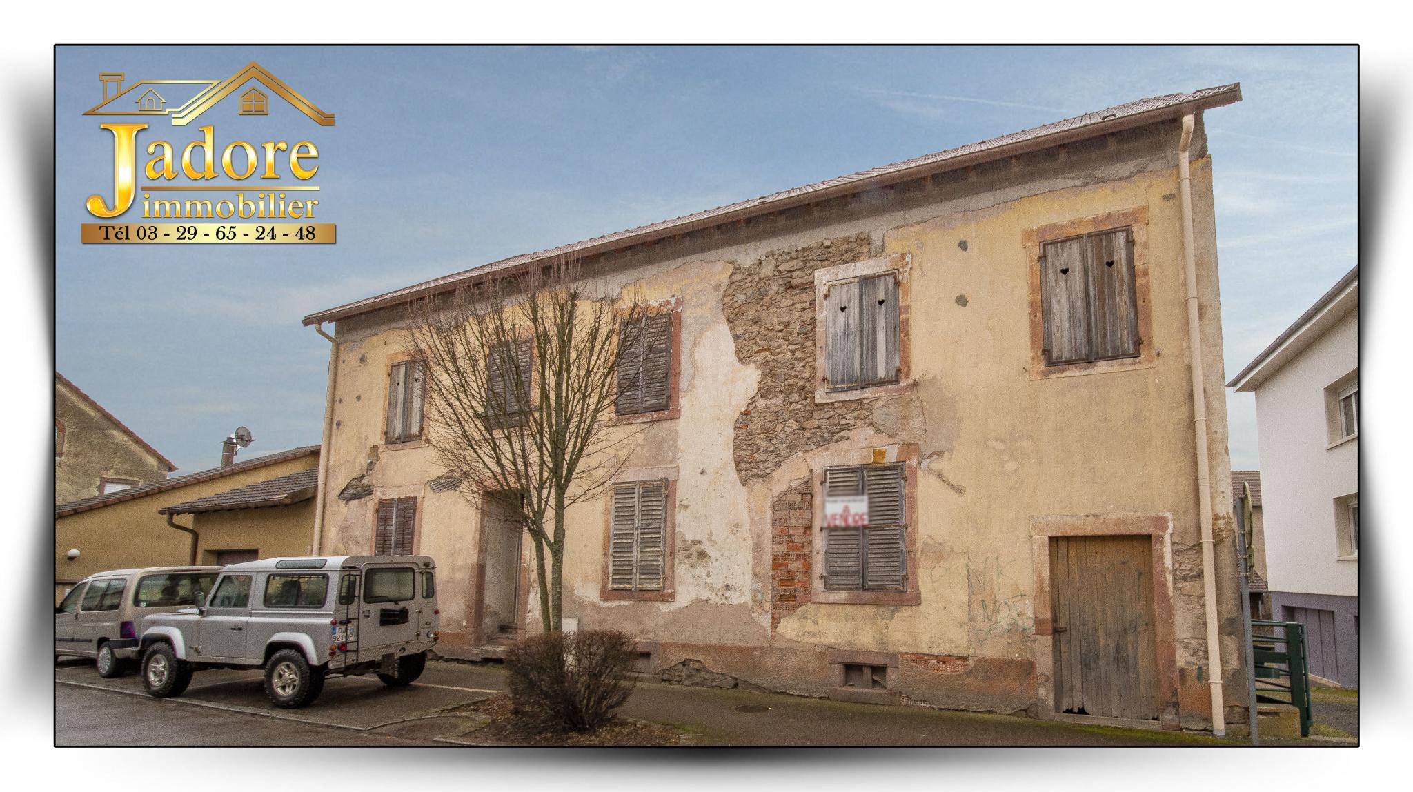 maison/villa à vendre anould