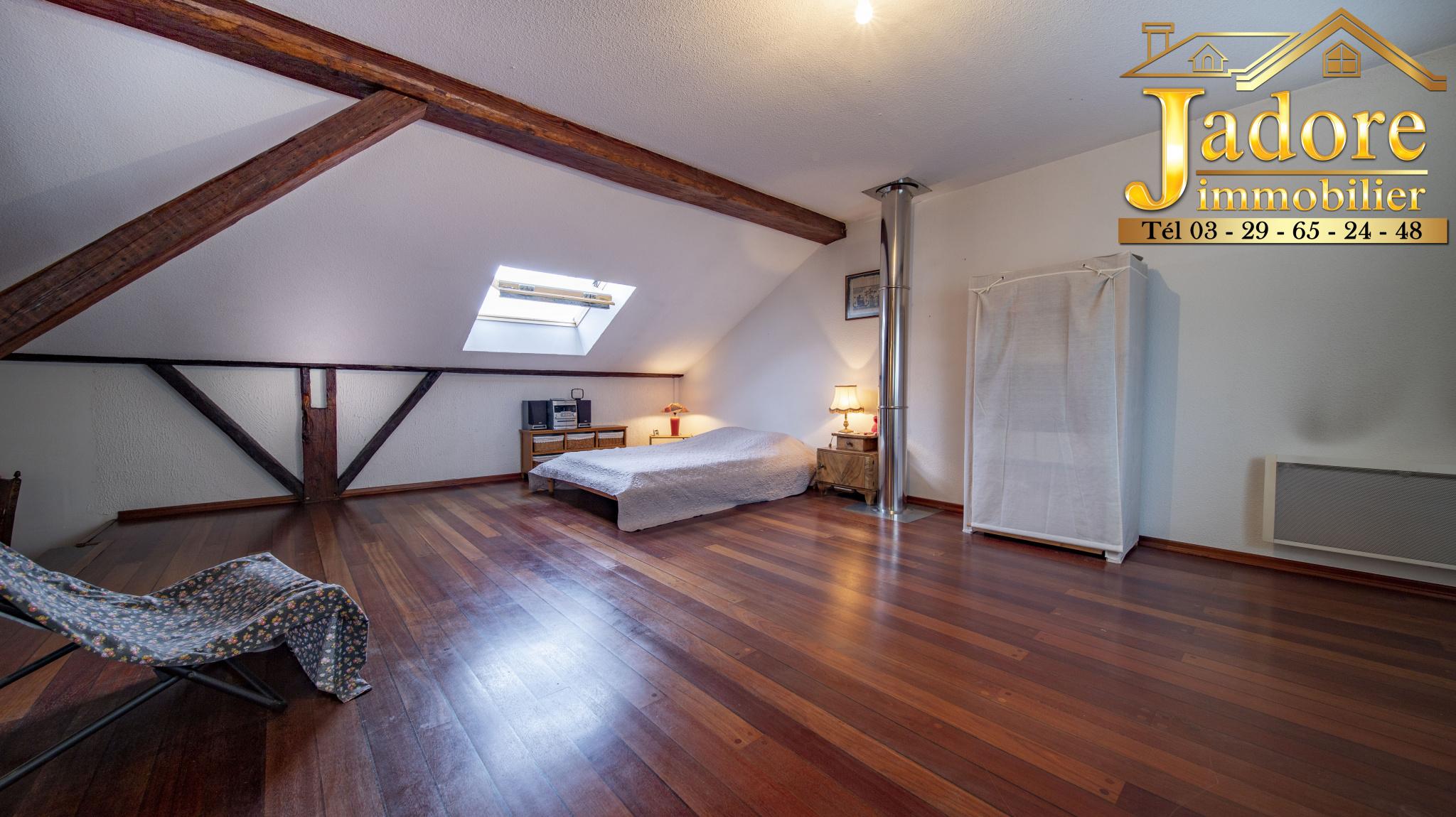 loft/atelier/surface à vendre remiremont