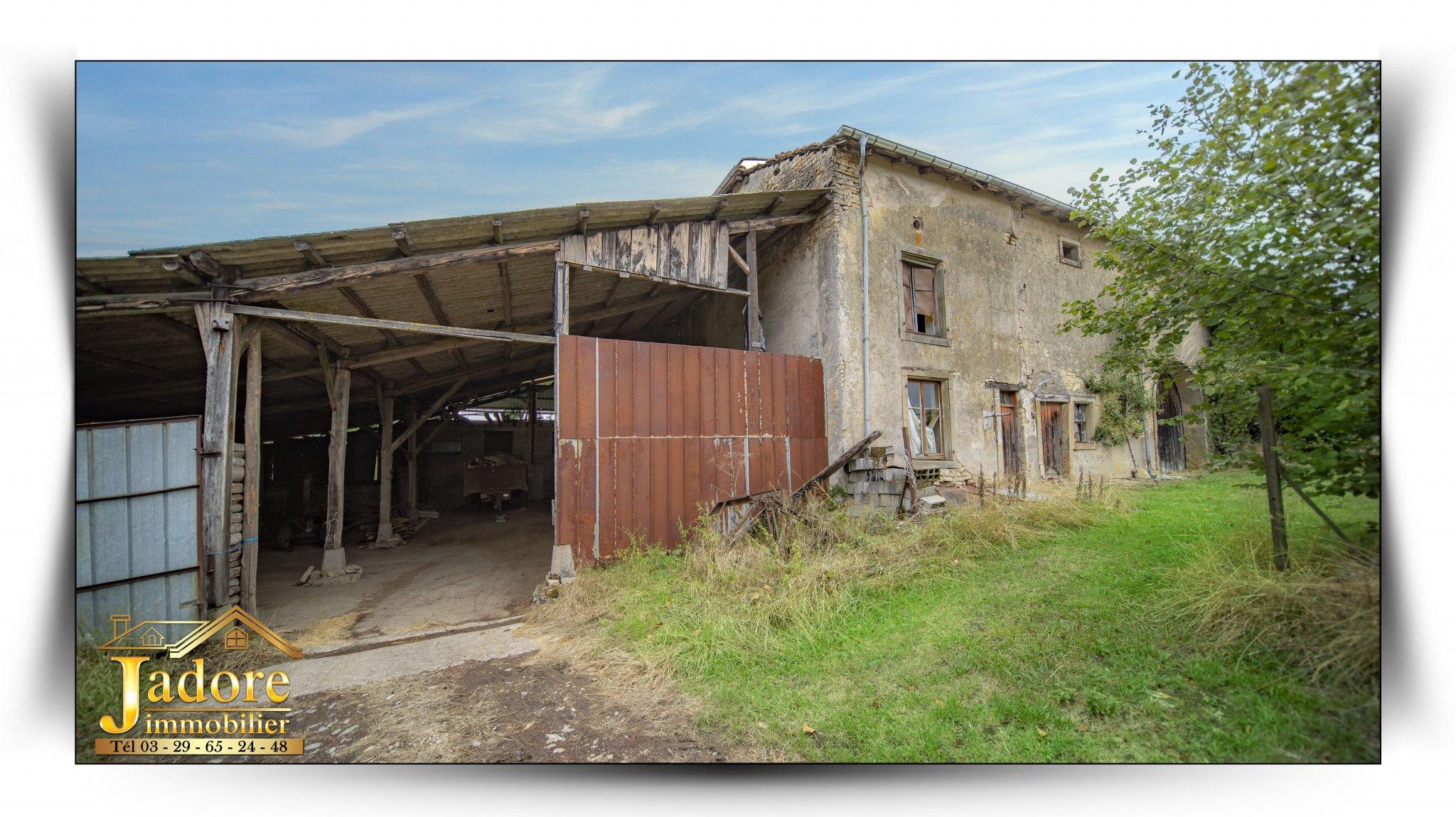 maison/villa à vendre mirecourt