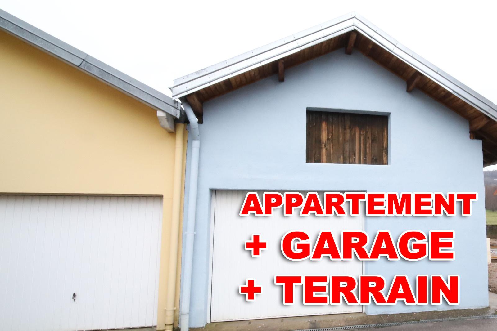 appartement à vendre fraize
